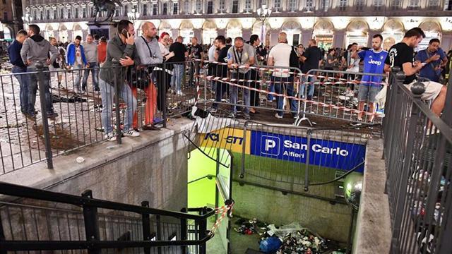 """La alcaldesa de Turín dice que la razón de los incidentes """"sigue desconocida"""""""