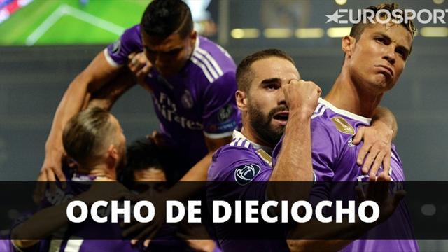 El Real Madrid, flamante capeón de la Champions 2017