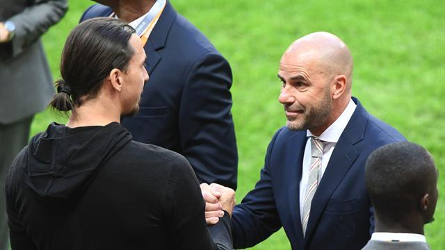 – Ajax-trener overtar tysk gigant