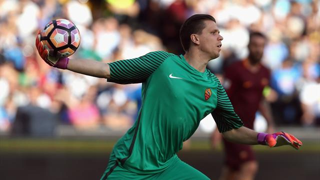 Szczesny set for medical ahead of £10m move to Juventus
