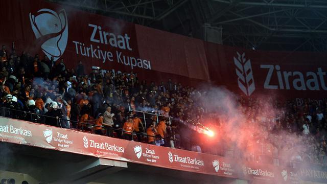 Kupa finalinde yaşanan olayların faturası belli oldu