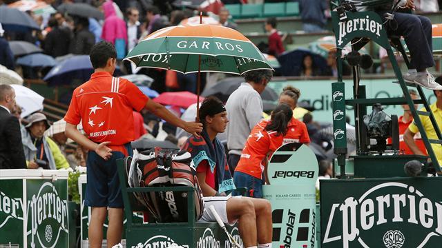 Pour Djokovic et Nadal, il faudra attendre mercredi