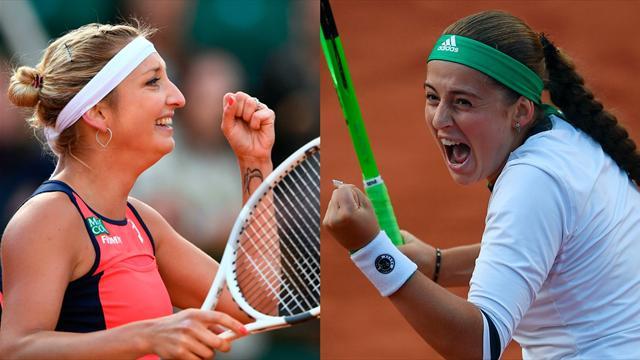 Roland-Garros : Ostapenko remporte le tournoi chez les dames