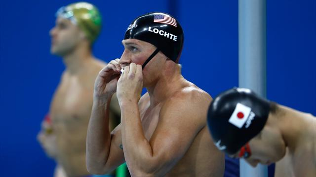 Ryan Lochte banned for 14 months over doping violation