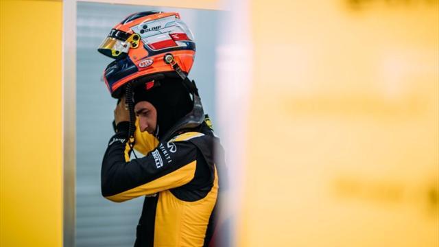 Kubica vuelve a pilotar un Fórmula 1 seis años despuñes de su grave accidente