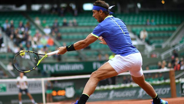 Rafael Nadal eliminó a Dominic Thiem y es finalista de Roland Garros