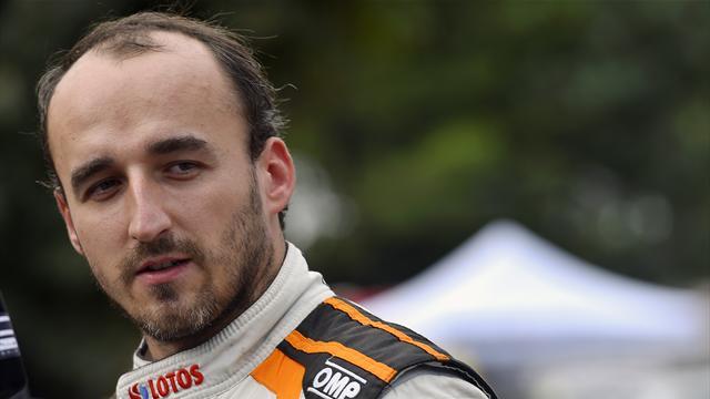 """Kubica terzo pilota in Williams: """"Tornare in F1 è un privilegio, sono orgoglioso"""""""