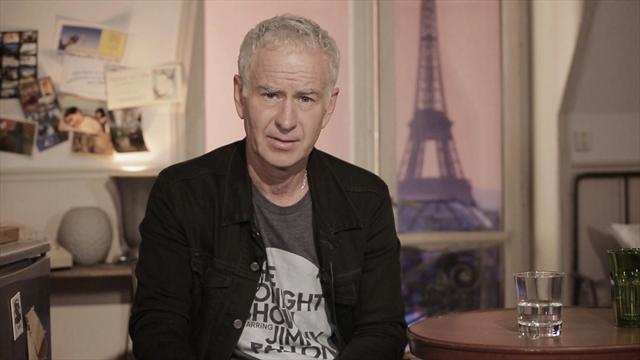 Le Commissioner McEnroe : «Court et Nastase, vous avez ramené le tennis au Moyen-Âge»
