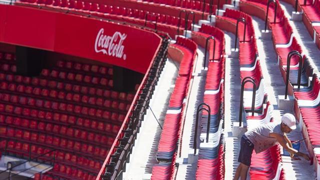 Nuevo estadio del Atlético, candidato para Final de Champions League 2019