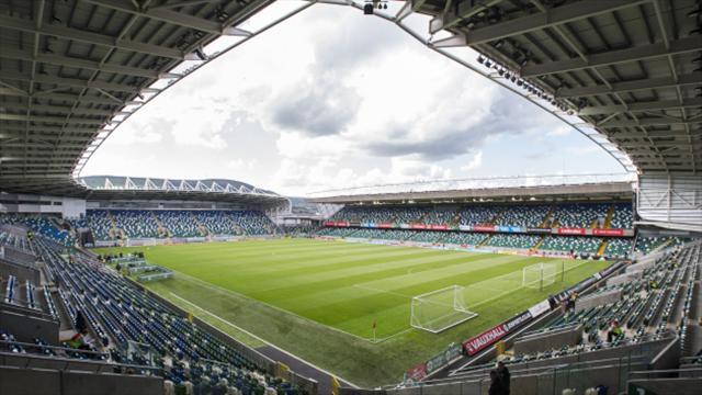 Windsor Park hoping to host 2019 Uefa Super Cup