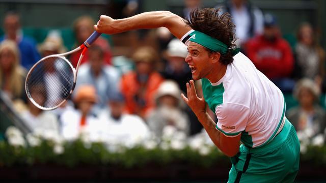 Roland Garros 2017: Dominic Thiem, la gran amenaza de Rafa Nadal en tierra