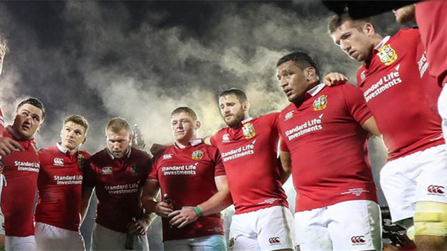 VOTE: Who would you pick in your Lions XV for the second test?