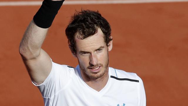 Andy Murray rallies to beat Kei Nishikori and reach semi-finals at Roland Garros