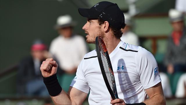 Murray 4 sette yarı finalde