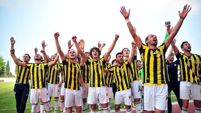 U-21'de Süper Kupa'nın sahibi Fenerbahçe