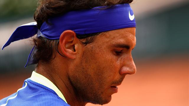 """""""Tu ne m'arbitreras plus"""" : L'an dernier, c'est avec Nadal que Carlos Ramos avait eu des soucis"""