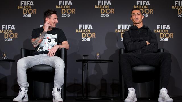 Au palmarès du Ballon d'Or, il y a bien un avant et un après Ronaldo-Messi