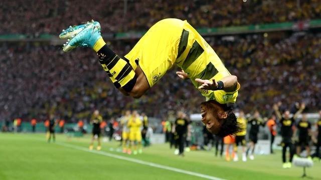 Sky Sports: «Сити» предложит «Боруссии» за Обамеянга 70 миллионов евро