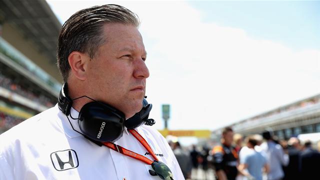 """McLaren no aguanta más: """"Estamos en el límite con Honda"""""""
