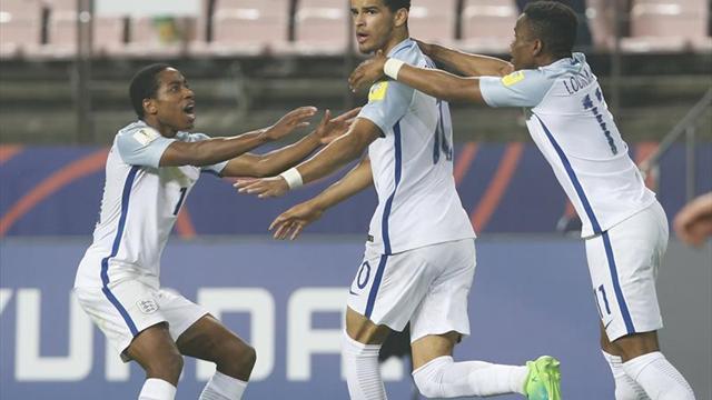 Histórico: Venezuela jugará la final del Sub 20 ante Inglaterra este domingo