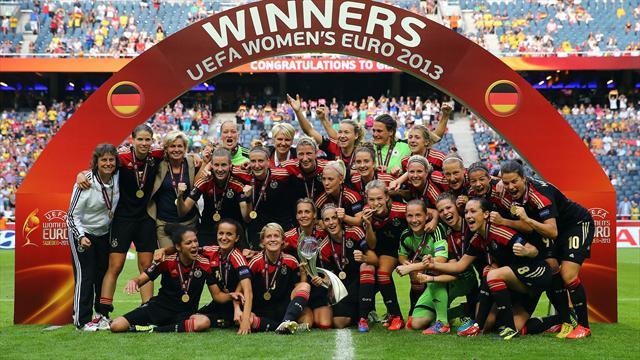 Eurocopa femenina