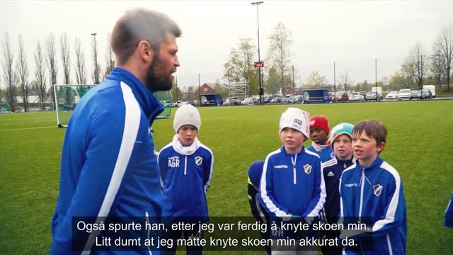 Overraskes av Stabæk-kapteinens gladmelding: – Begynte nesten å gråte