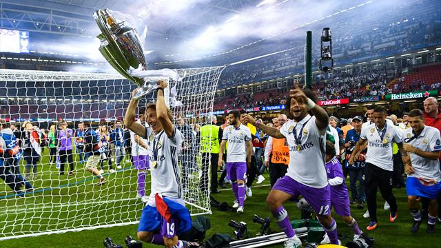 Se sorteó la Champions