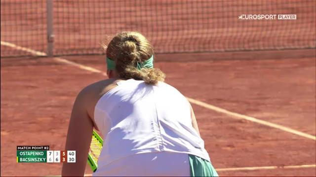 Her sikrer Jelena (20) sin første Grand Slam-finale