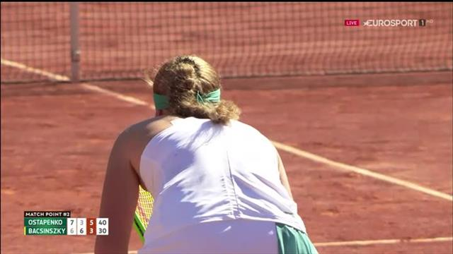 Tennis, Roland Garros: Mladenovic e Wozniacki ko In semi Bacsinszky e Ostapenko