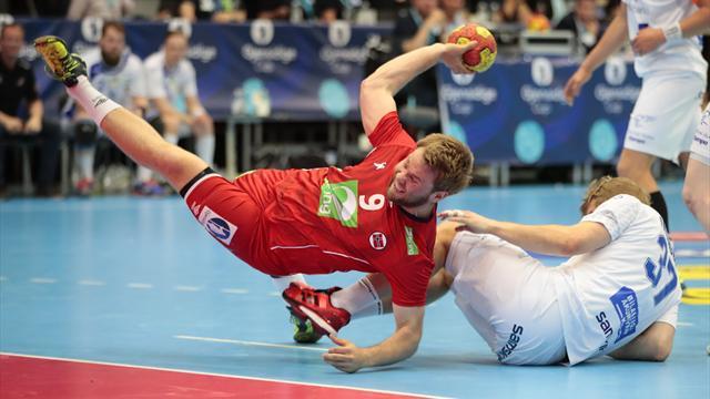 Håndballgutta vant, men nådde ikke hårete mål mot Island: – Håper jeg talte feil