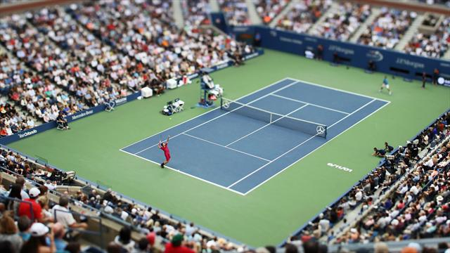 Tennis: Follow all of the matches at the US Open live with Eurosport