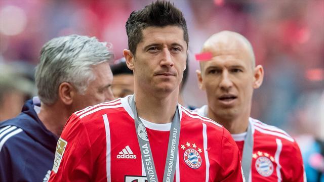 """Berater legt nach: Lewandowski """"enttäuscht wie nie"""" - auch von Ancelotti"""