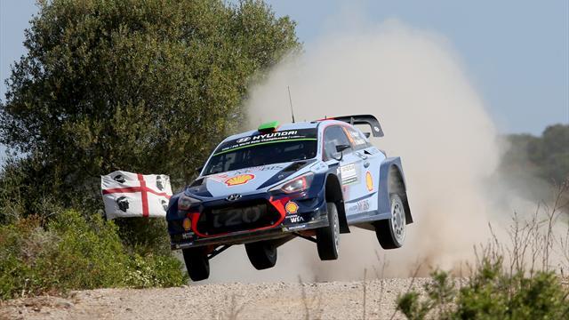 Turkey, Croatia closing on 2018 WRC dates