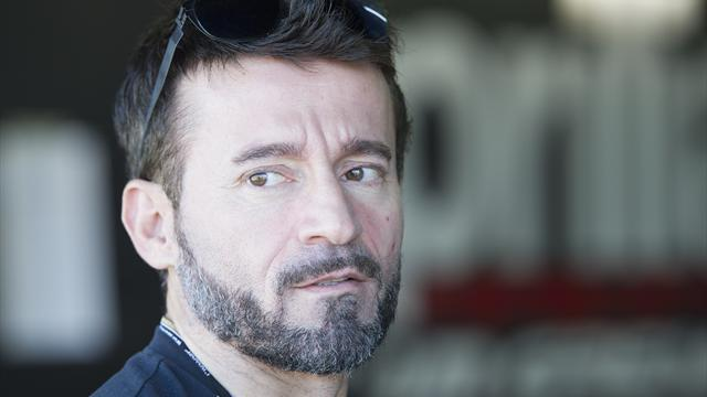 Max Biaggi announces he is out of intensive care after turning 46