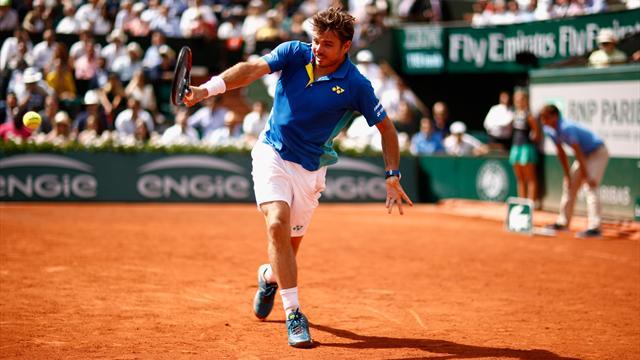 Stan Wawrinka face au défi ultime — Roland-Garros