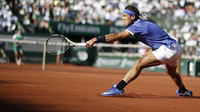 Rafael Nadal jugará su décima final en París