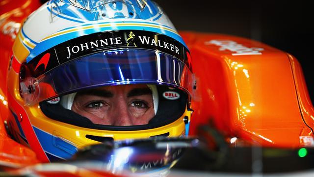 """Alonso : """"Singapour, notre meilleure opportunité"""""""