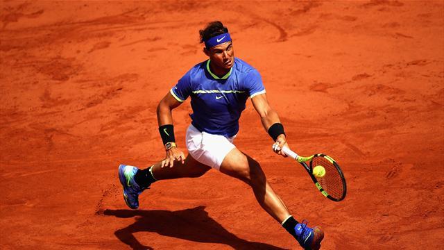 Toprağın kralı 10. kez Roland Garros finalinde
