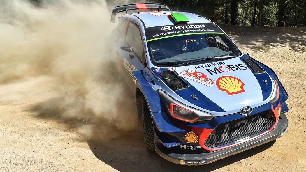 Paddon adds non-WRC events to 2018 schedule - WRC - Eurosport UK