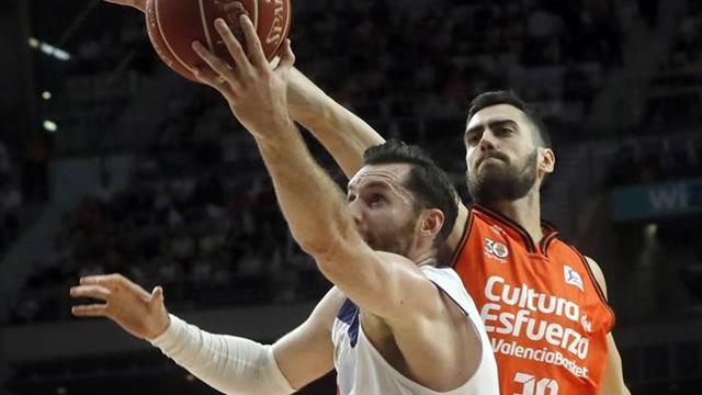 Liga ACB (final), Real Madrid-Valencia Basket: Y Rudy apareció (87-81)