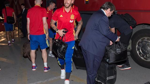 Macedonia 1-2 España: España mantiene el liderato ante Macedonia