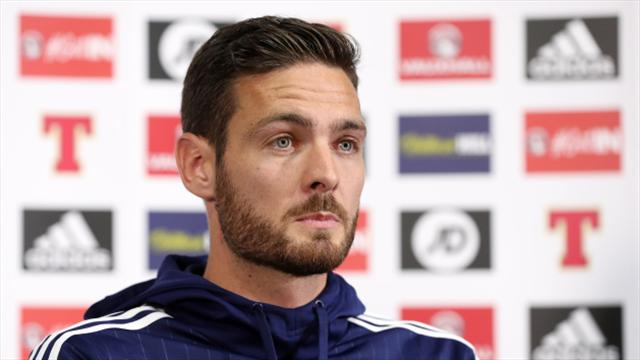 Craig Gordon is not worried as Harry Kane targets a hat-trick against Scotland