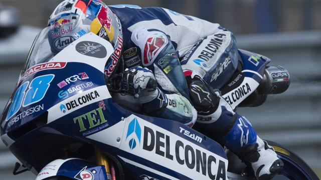 GP Valence-Moto3: Martin première, Mir finit bien