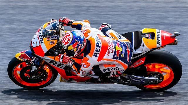 Pedrosa on pole for home Catalunya GP