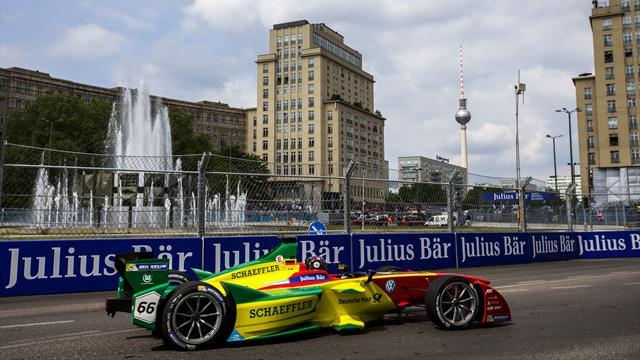 Revolutionär: Eurosport bietet neues Rundum-Paket zur Formel E