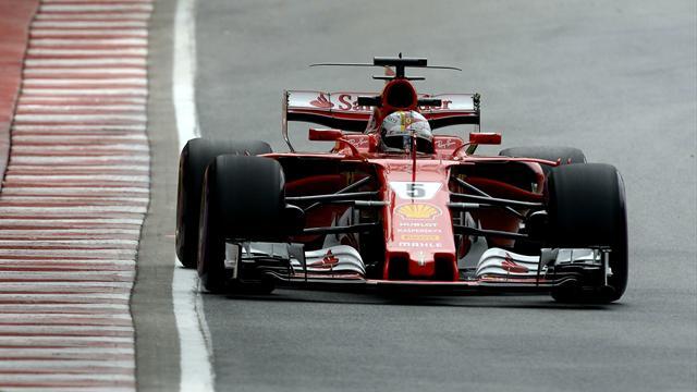 Vettel: Ferrari still has race-winning pace