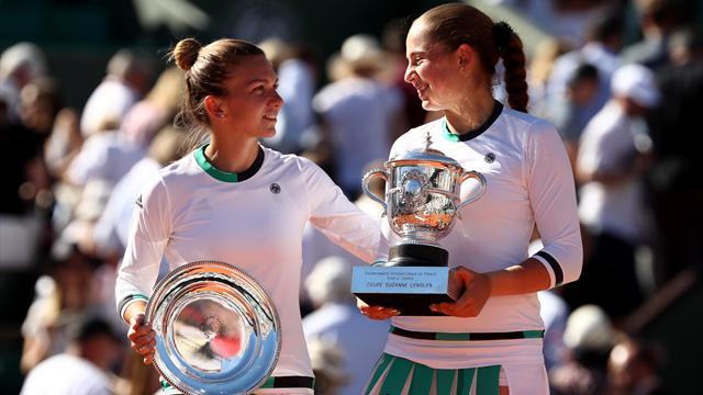 Rafael Nadal și Jelena Ostapenko au cucerit titlurile de la Roland Garros