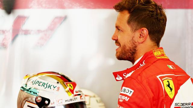 """Vettel: """"Hamilton è stato il migliore in qualifica, ma in gara andremo forte"""""""