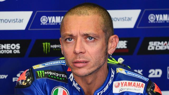 """Rossi: """"Difficilissimo guidare con ogni gomma, abbiamo grossi problemi: sarà una gara dura"""""""