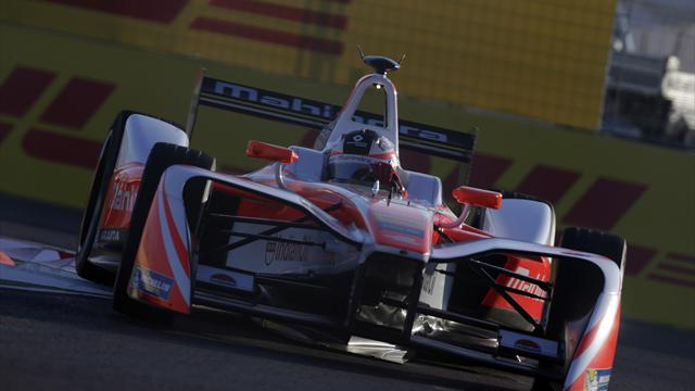 Rosenqvist takes first Formula E win in Berlin
